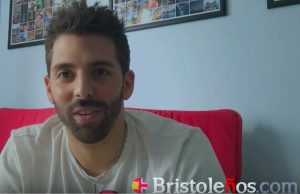 Albert Calle, en el canal de YouTube de Bristoleños.com